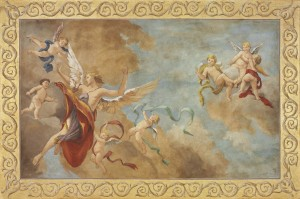 """VOLO DI ANGELO"" – isp. TIEPOLO"