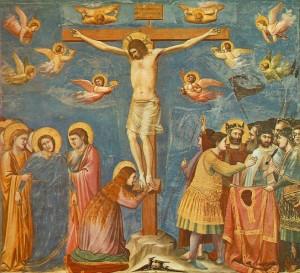 Giotto, Crocefissione, Cappella degli Scrovegni, 1303-1305