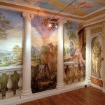 beautiful fresco