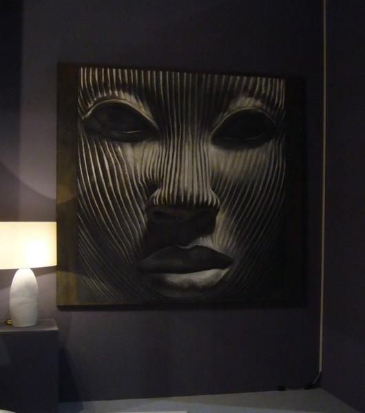 Opere che sembrano uscire dal quadro, una delle ultime collezioni di Mariani Affreschi in fiera