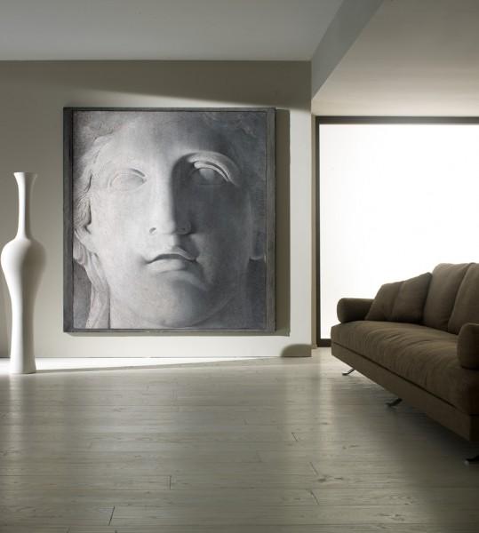 """Nasce il nuovo marchio """"Arte Mariani"""": Un concept inedito, improntato alla ricerca e alla creazione di opere sbalorditive, di taglio moderno di cui questa immagine è un esempio"""
