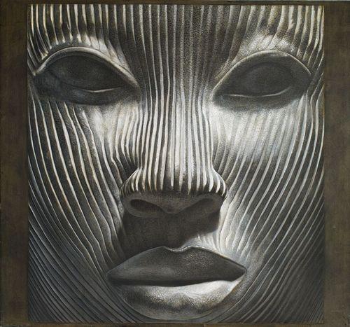 Un'opera contemporanea della nuova collezione Arte Mariani by Mariani Affreschi