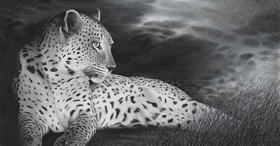 &quot;Leopardo&quot;, disponibile anche in foglia oro e argento. Una novit esclusiva che ArteMariani presenter al prossimo Macef di Milano