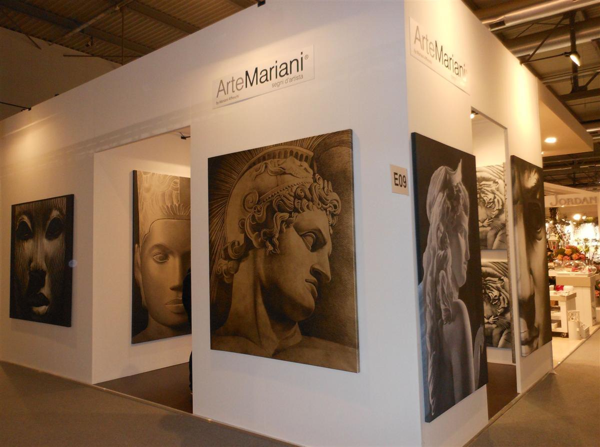 ArteMariani al Macef di Milano, Gennaio 2012