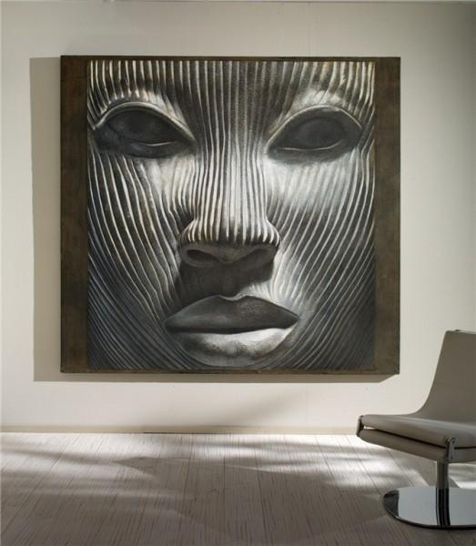 'Il Principe', l'opera simbolo della nuova collezione ArteMariani presentata al pubblico nel settembre del 2010