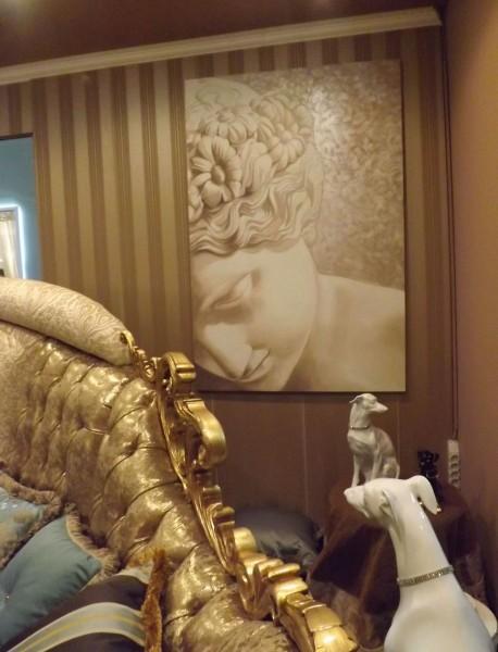 """""""Venus"""" (art. AM091) della collezione ArteMariani, presso lo stand di Morello Gianpaolo"""