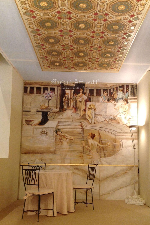 Il blog dell 39 affresco immagini e notizie dal salone del - Ragazze al bagno ...