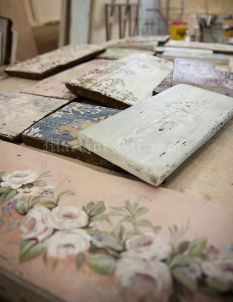 11_Una raccolta di tavole antiche dipinte dagli artisti di Mariani_Mariani Affreschi-Le Tavole Antiche
