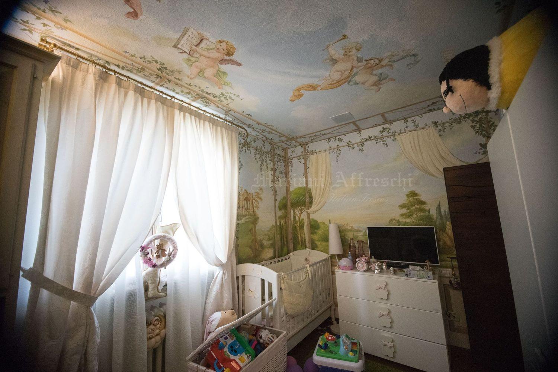 Decorazioni Per Camerette Per Bambini : Decorazioni per cameretta neonato decorazioni per camerette