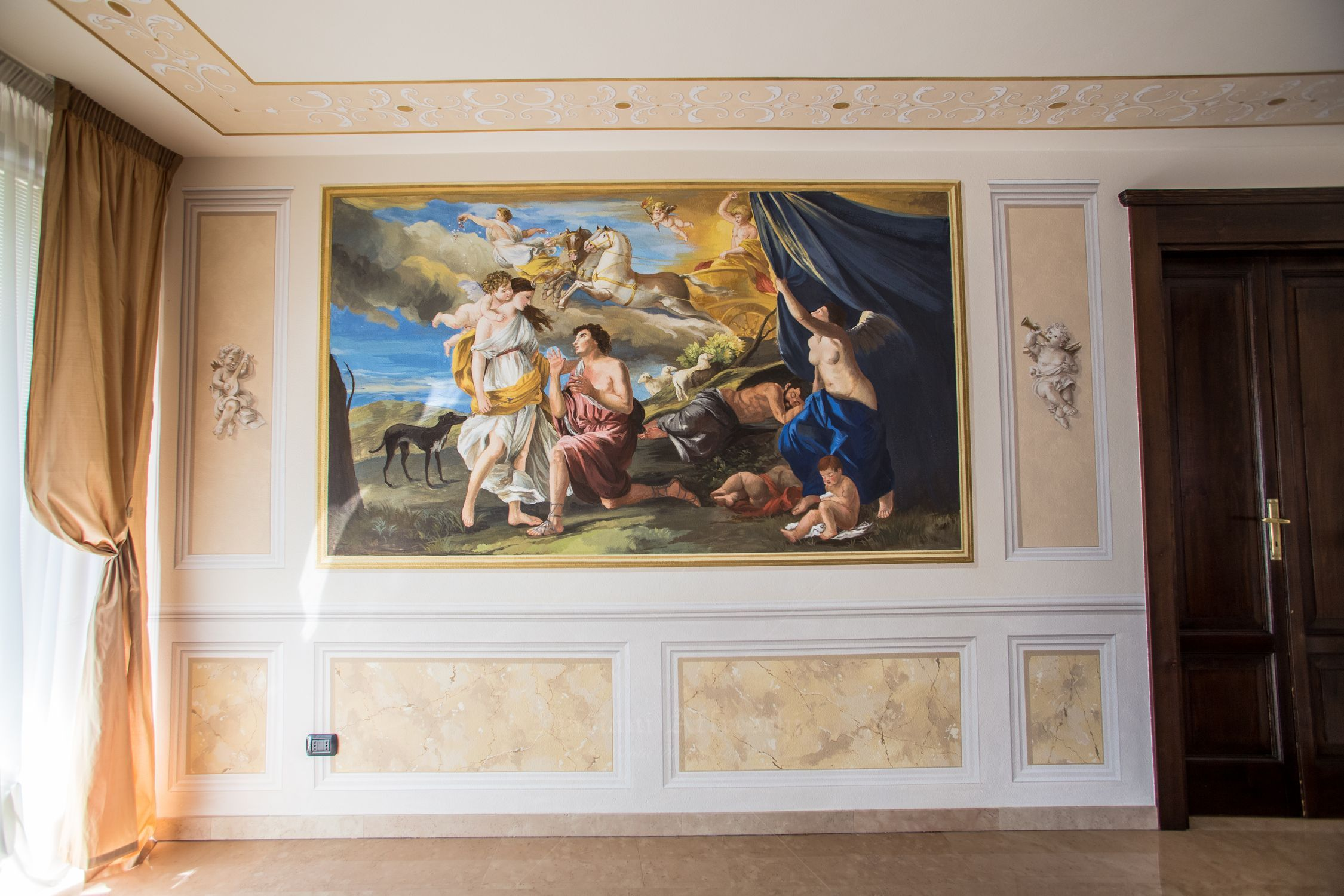 Favori Italian Frescos - Blog | OVERSIZED FRESCOES, PAINTINGS AND PICTURES QL62