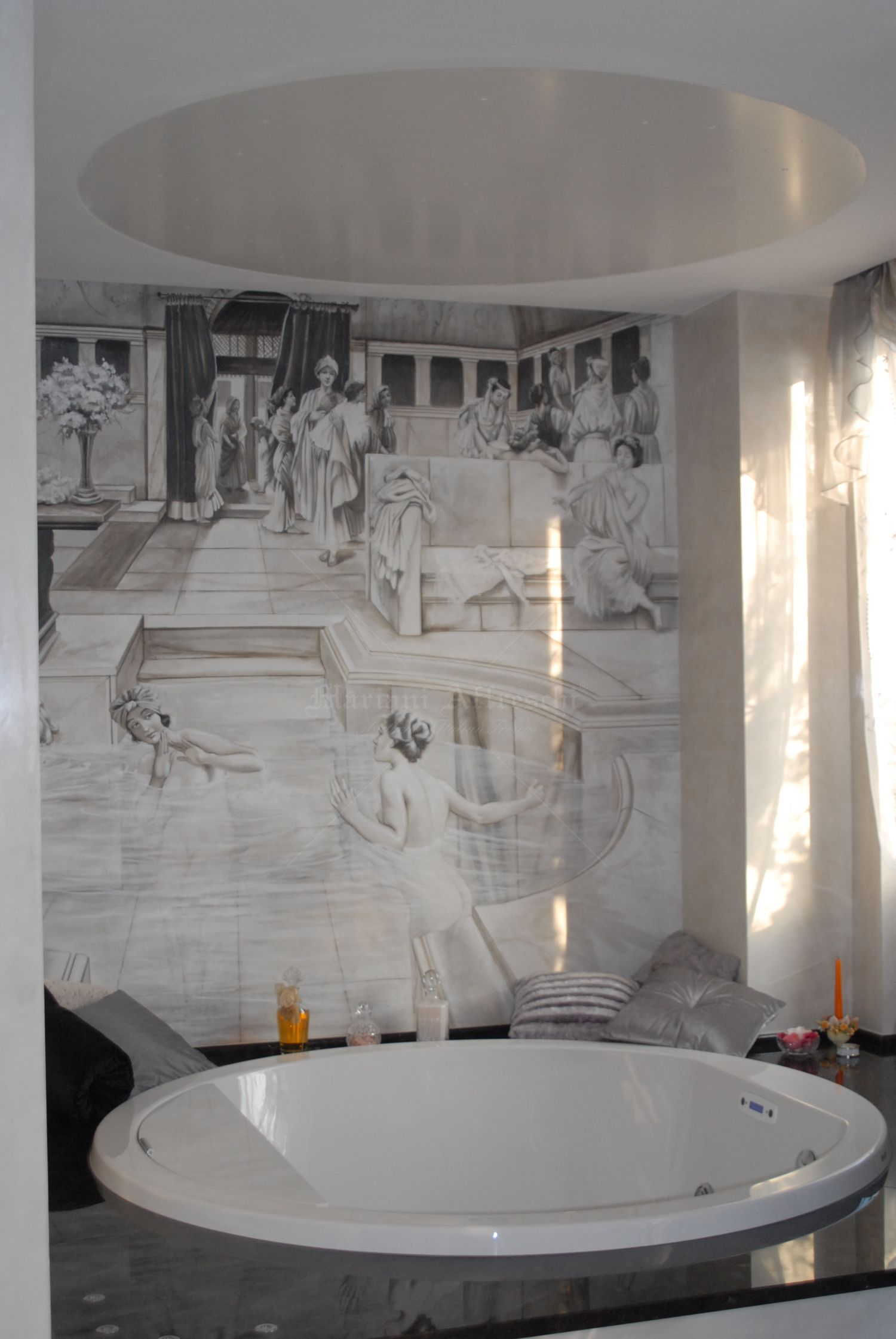 italian frescos - blog | oversized frescoes, paintings and pictures - Bagni Moderni Grandi