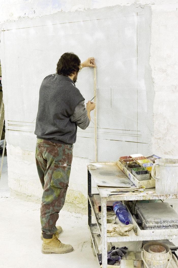 Il Blog Dell Affresco Cenni Storici Sulla Pittura Murale