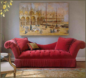 Acquista gli affreschi Mariani. Anche online.