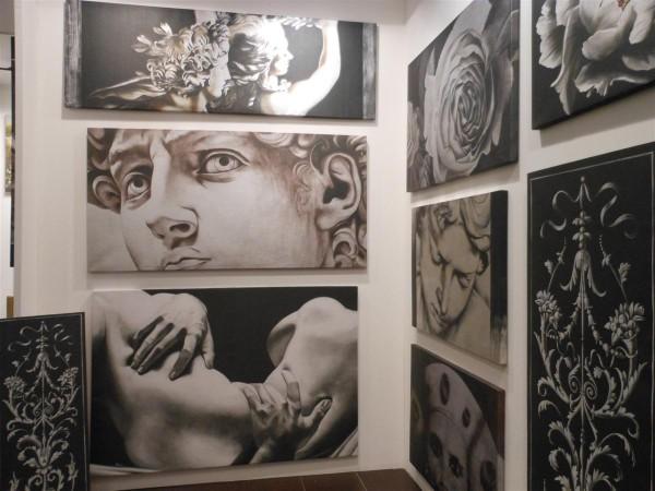 Il bianco e nero tra classicità e contemporaneità by Mariani