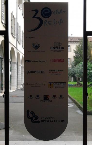 Mariani Affreschi è tra gli sponsor del Trentennale di Brescia Export