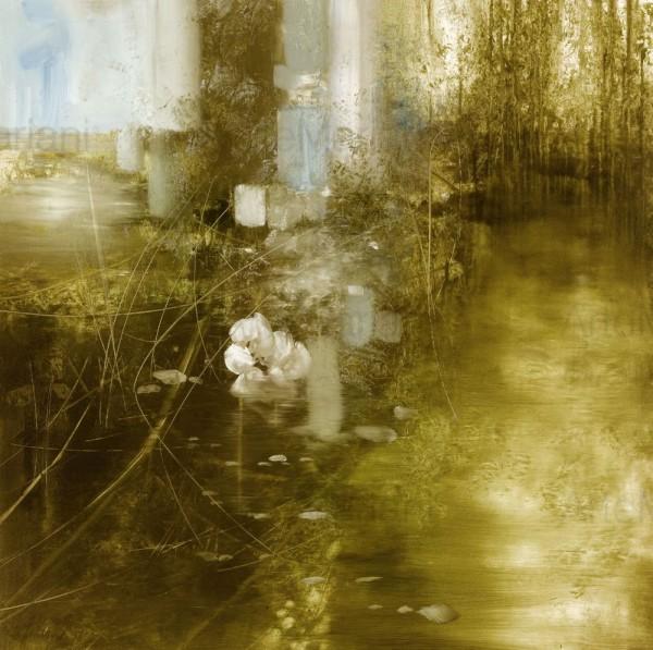 Evocazioni impressioniste e astrattismo si ritrovano in quest'opera molto poetica, Prigioniero di un sogno, tra le nuove proposte contemporanee Mariani