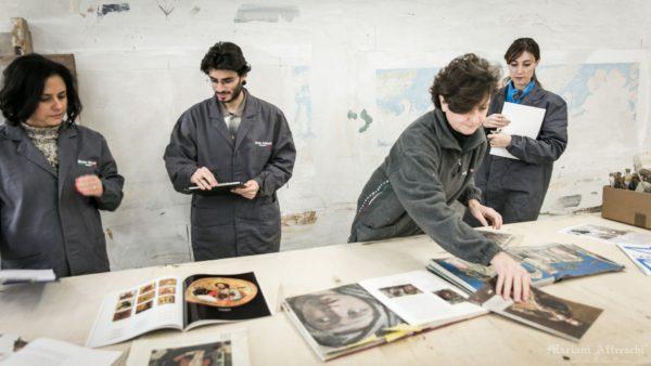 02bis-Mariani Affreschi Academy_Scuola di Pittura ad Affresco